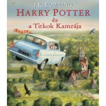 Harry Potter és a Titkok Kamrája - Illusztrált kiadás