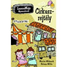Cirkuszrejtély - Lasszemaya nyomozóiroda