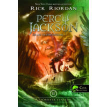 A szörnyek tengere - Percy Jackson és az olimposziak 2.  - puha