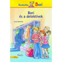 Barátnőm, Bori: Bori és a detektívek