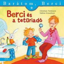 Barátom, Berci: Berci és a tetűriadó