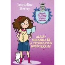 Alice-Miranda és a titokzatos boszorkány