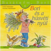 Barátnő, Bori: Bori és a húsvéti nyúl