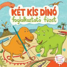 Két kis dinó - foglalkoztató füzet