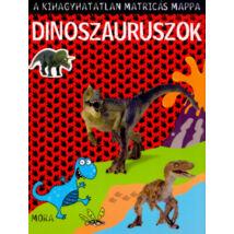 Dinoszauruszok - a kihagyhatatlan matricás album