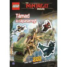LEGO Ninjango - Támad a cápasereg