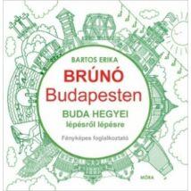 Brúnó Budapesten - Buda hegyei lépésről lépésre - foglalkoztató