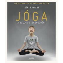 Jóga - a boldog gyerekkorért