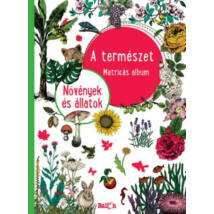 A természet - Növények és állatok matricás album