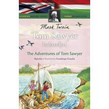 Tom Sawyer kalandjai - kétnyelvű