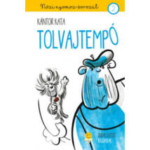 Tolvajtempó - Nózi nyomoz sorozat 2.