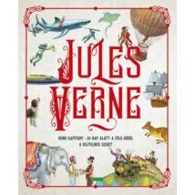 Jules Verne - Nemo kapitány, 80 nap alatt a Föld körül, A rejtelmes sziget