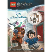 LEGO Harry Potter - Újra Roxfortban - rejtvények és minifigura