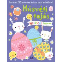 Húsvéti tojás - Matricás foglalkoztatófüzet