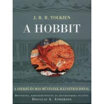 A hobbit - teljes, kritikai, illusztrált