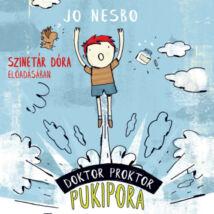 Doktor Proktor pukipora - Hangoskönyv