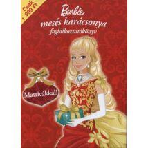 Barbie mesés karácsonya - foglalkoztató
