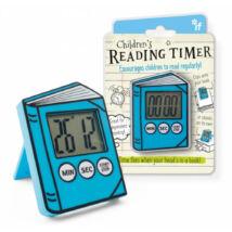 Olvasás időzítő, időmérő, kék - Reading Timer