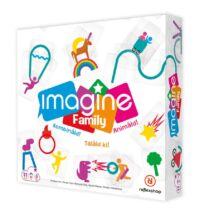 Imagine Family társasjáték