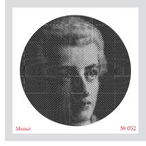 PICaROUND színező - Mozart