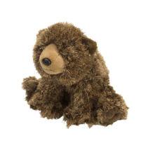 Kisméretű Plüss Barna medve