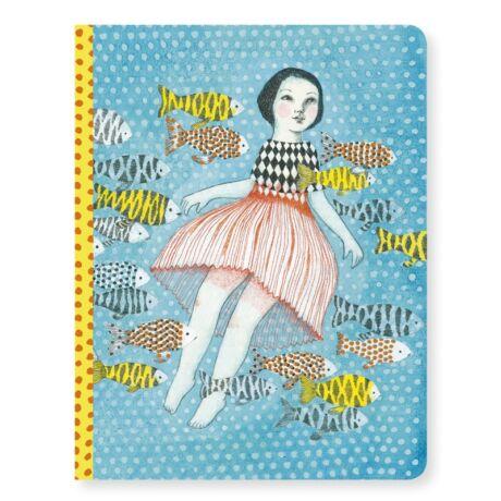 Jegyzetfüzet A/5 - Elodie notebook
