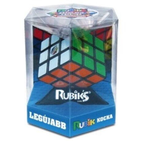 Rubik 3x3x3 kocka - hexa dobozos, új