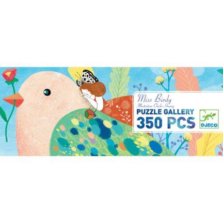 Művész puzzle - Madárlány, 350 db-os