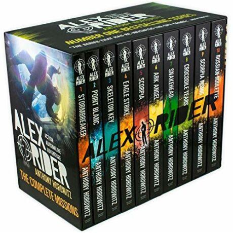 Alex Rider (complete)