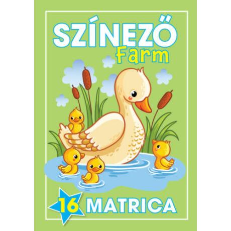 Színező - Farm
