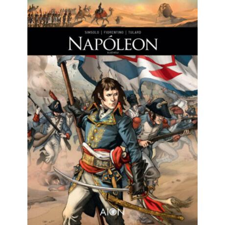 Napóleon 1. rész - Képregény
