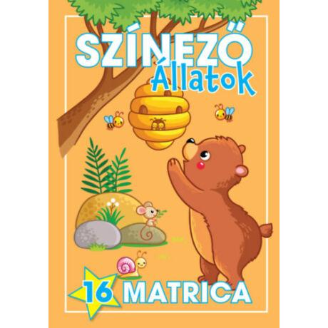 Színező - Állatok