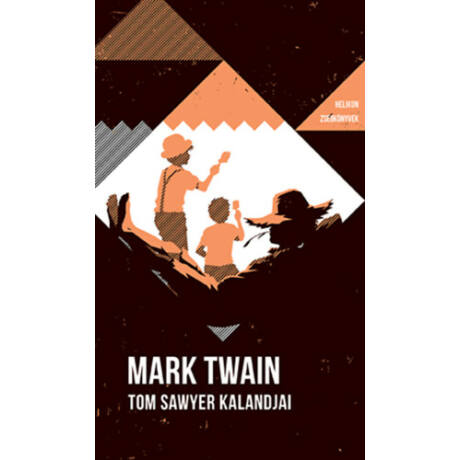 Tom Sawyer kalandjai - Helikon zsebkönyvek