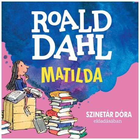 Matilda - hangoskönyv