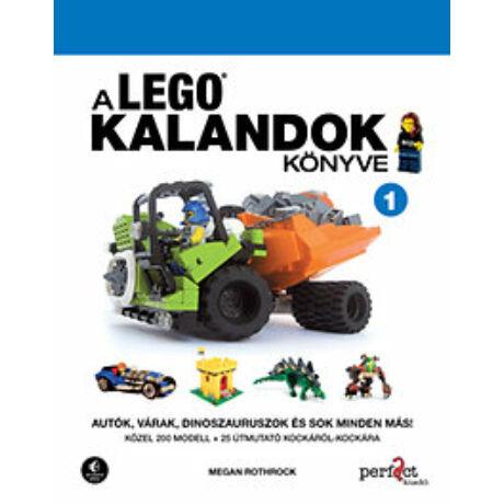 A LEGO kalandok könyve 1.