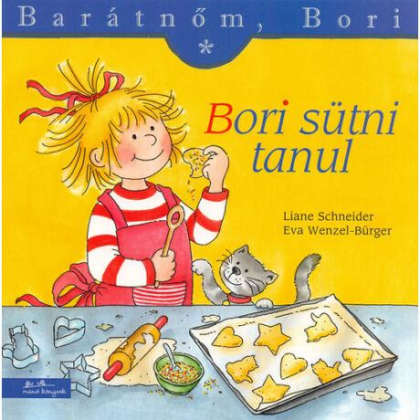 Barátnőm, Bori: Bori sütni tanul