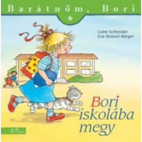 Barátnőm Bori - Bori iskolába megy