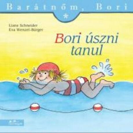 Barátnőm, Bori: Bori úszni tanul