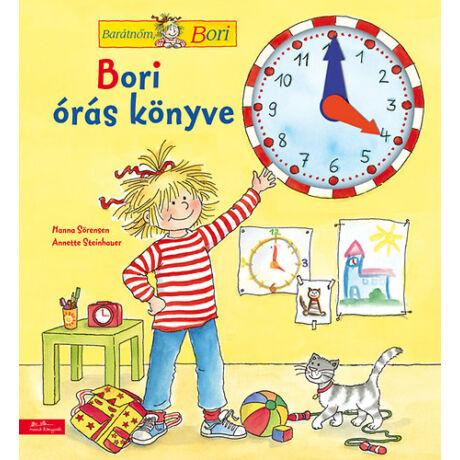 Barátnőm, Bori: Bori órás könyve