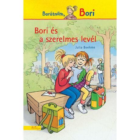 Barátnőm, Bori: Bori és a szerelmes levél