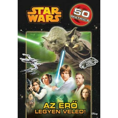 Star Wars - Matricás foglalkoztató 1. (SW005M)
