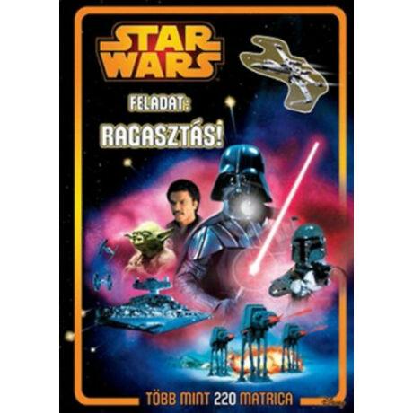Star Wars - Matricás foglalkoztató 2. (SW006M)