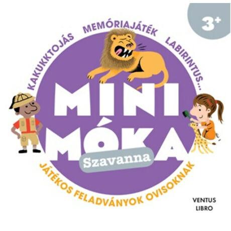 Mini Móka - Szavanna
