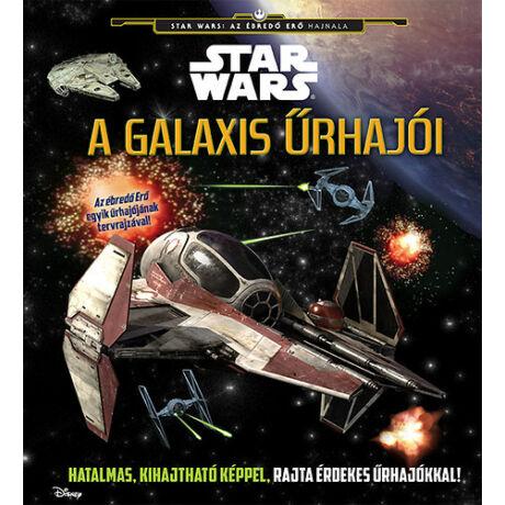 Star Wars - A galaxis űrhajói (SW010K)
