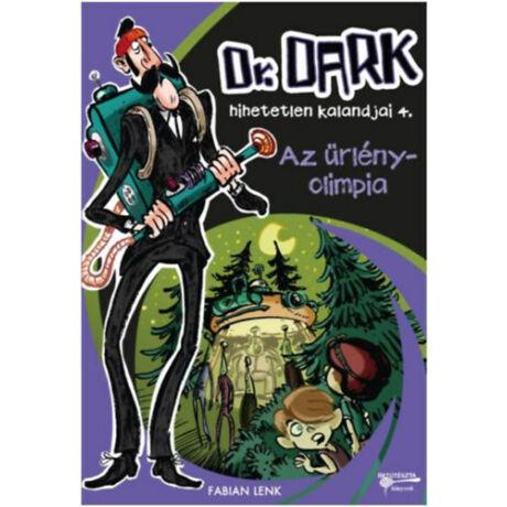 Az űrlényolimpia - Dr Dark