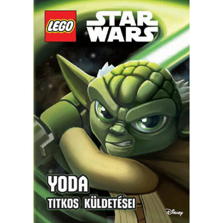 Yoda titkos küldetése