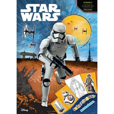 Star Wars matricás színezőkönyv (DPN21)