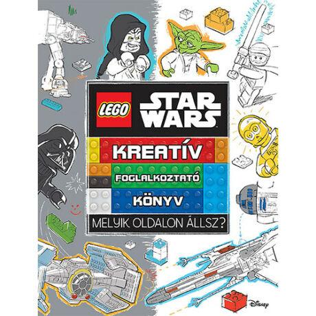 LEGO Star Wars- Melyik oldalon állsz?