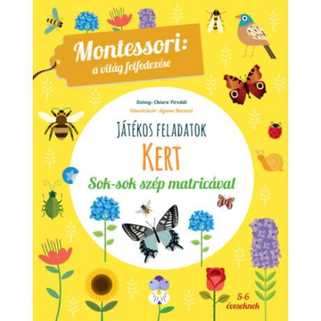 Kert - Montessori: a világ felfedezése