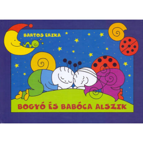 Bogyó és Babóca alszik - 2018